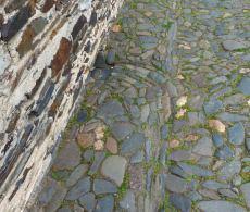 Pflasterkunst aus dem Mittelalter