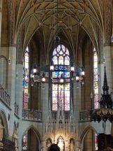 Chorraum der Schlosskirche in Wittenberg