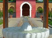 ... im orientalischen Garten