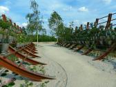Versandetes Wikingerschiff?? :-)