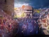 Mittelalterliches Leben um 1517 in Wittenberg