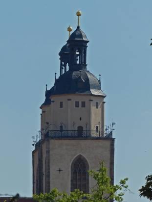 Die Stadtkirche zu Wittenberg