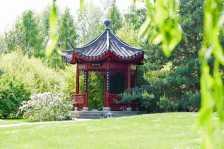 Japanischer Garten auf der IGA