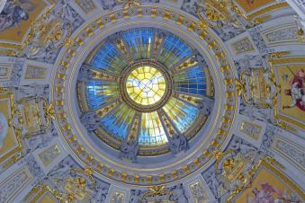 Kuppel im Berliner Dom
