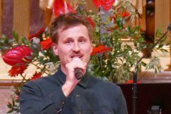 Moderator Ingo Dachwitz kenne ich noch aus meiner Zeit bei der Evangelischen Jugend